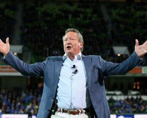 Western Australian billionaire Andrew Forrest. Photo: Getty Images