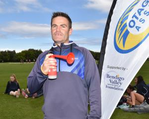 Grant Milne will sign off from his job as the Otago Touch Association's development officer after...
