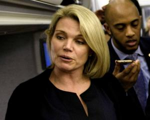 State Department spokeswoman Heather Nauert. Photo: Reuters