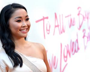 Lana Condor was the lead actress in Netflix's movie 'To All the Boys I've Loved Before'. Photo:...