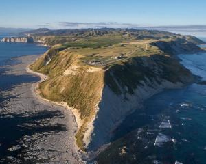 The Rocket Lab launch site on the Mahia Peninsula. Photo: Supplied