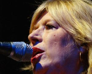 Marianne Faithfull performs  in Dublin, Ireland. Photos: Getty Images