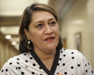 Meka Whaitiri has been down as Customs Minister pending an investigation. Photo: RNZ