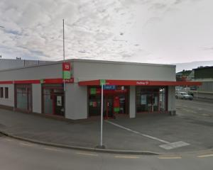 The Oamaru Kiwibank and Post Shop on Severn St. Photo: Google Maps