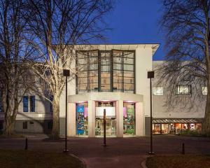 Otago Museum. Photo: ODT files