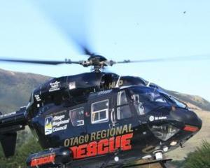 An Otago Regional Rescue Helicopter searched South Dunedin for about two hours this morning....