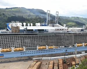 Double cruise day visits combining with graduations have provided a welcome boost to Dunedin's's...
