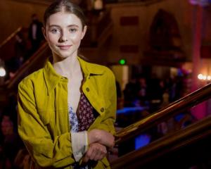 McKenzie is making a name for herself in Hollywood. Photo: NZME