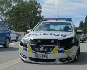 A Queenstown man is facing driving charges after a car chase in Wanaka yesterday, which included...