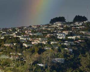 A shift towards a buyer's market is under way: pictured, Dunedin suburb Waverley. Photo: Gerard O...