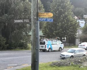 The illegal brothel was located in Huff St, Queenstown. Photo: Daisy Hudson