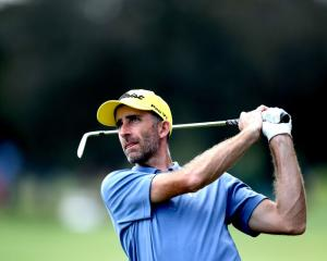 Geoff Ogilvy will play the New Zealand Open. Photo: Getty Images