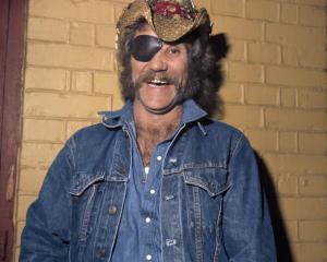 Ray Sawyer. Photo: Getty