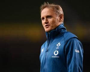 Joe Schmidt. Photo: Getty Images