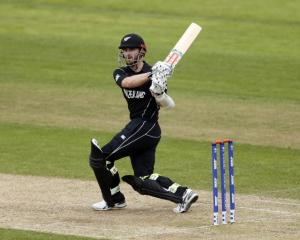 Kane Williamson in action for New Zealand. Photo: Getty Images