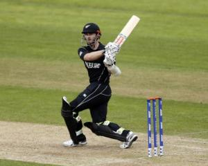 New Zealand skipper Kane Williamson.