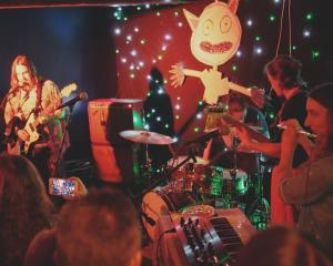 Koizilla makes its final stop on the Lazy Hazy summer tour at The Cook tonight. Photo: Supplied