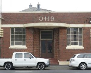 The under-threat former Waterfront Industry Commission building in Port Chalmers. Photos: Gerard...