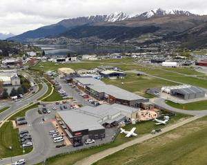 Queenstown has slipped to second place in a survey in national commercial property investor...