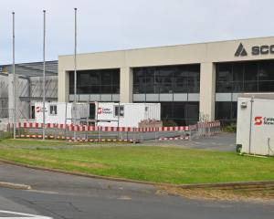 Expansion to double the space of Scott Technology's Dunedin site in Kaikorai Valley (above) is...
