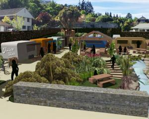 Resource consent has been granted for the development of this food-truck village in central...