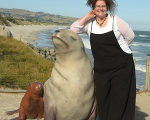 Amanda Nally, who sent away a sample of leopard seal faeces and was stunned to discover the...