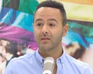 Aziz Al-Sa'afin: I got beaten up on K' Road for being gay. Photo: Newshub