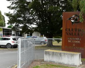 Clutha Valley Primary School, opened in 2008, is to be rebuilt from scratch, due to health and...