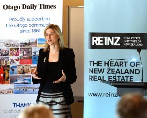Real Estate Institute of New Zealand chief executive Bindi Norwell says the housing market has...