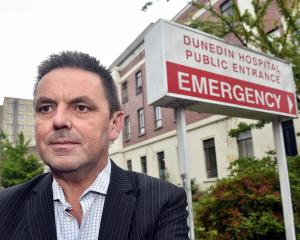 SDHB chief executive Chris Fleming. Photo: ODT files