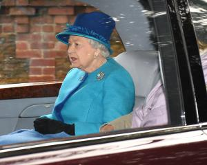 British media have said there are plans to move the royal family, including Queen Elizabeth, to...
