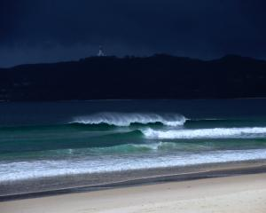Belongil Beach, near Byron Bay. Photo: Getty Images