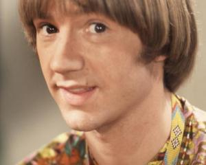 Peter Tork in 1967. Photo: Getty