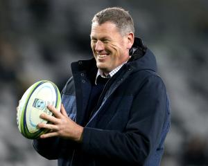 Highlanders assistant coach Glenn Delaney. Photo: Getty