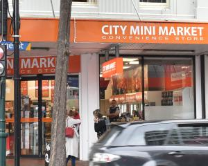 Dunedin police were called to City Mini Market on George St this afternoon after a report of a...