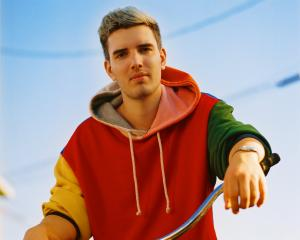 Belgian drum and bass producer and musician Boris Daenen, AKA Netsky, is performing at Ori '19,...