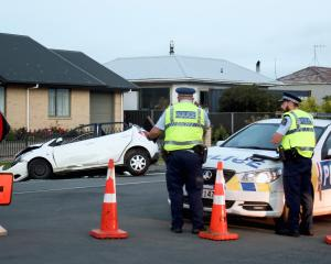 A 91-year-old Oamaru woman was extricated from her car after a two-vehicle crash last night....
