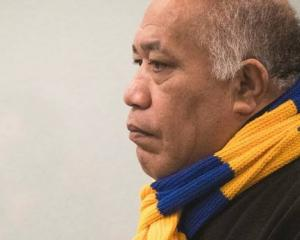 Alosio Taimo was sentenced today in the High Court at Auckland. Photo: NZ Herald