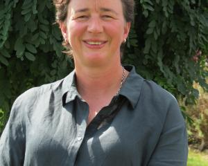 Dr Helen Darling, of Lowburn, is passionate abut the food supply chain and food literacy. Photo:...