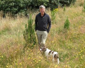 New Zealand Farm Forestry president Neil Cullen will be talking about upcoming and possible...