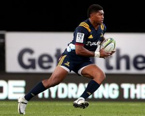 Waisake Naholo has been named to start on the wing for the Highlanders. Photo: Getty