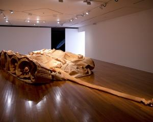 Tank Project, 2011-2013, by Xe Xiangyu