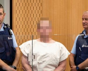 Brenton Tarrant faced a charge of murder when he appeared in the Christchurch District Court on...