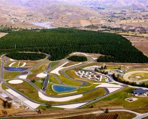 Highlands Motorsport Park. Photo: ODT files
