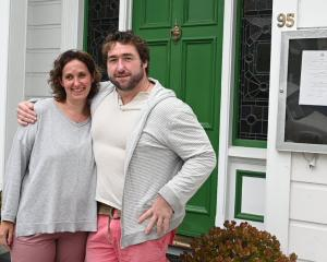 David and Jacqueline Burt are settling into their new home and restaurant Bracken in Filleul St,...