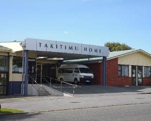 Takitimu Home to close next month. Photo: Eldernet