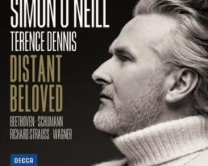 Distant Beloved, Simon O'Neill (tenor), Terence Dennis (piano). Decca CD