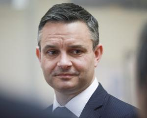 James Shaw. Photo: RNZ