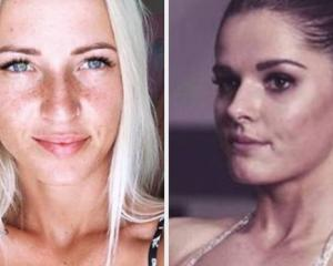 Mikayla Lennon (left) has threatened to cancel her Les Mills membership a week after bodybuilder...