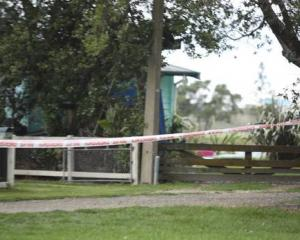 The girl's body was found yesterday at Little Waihi, Maketu.Photo: NZME.